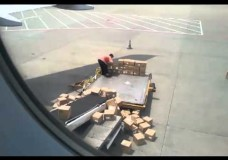 China Air-Freight Handlers at Guangzhou Airport – No Care Policy?