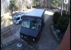 Using the Logitech 700e Driveway Camera to Catch the UPS Throwing Packages