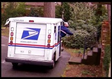 USPS Shipping Packages to Your Front Door