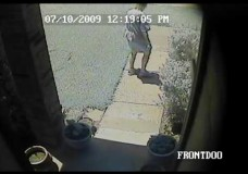 USPS Mail Carrier Throws Package at Front Door