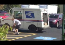 The Angry Mailman (as seen on 20/20)