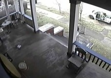USPS Deliveryman Throws Kindle Package During Delivery 2013
