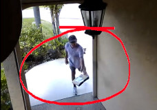 Lasership Driver Contracted by Amazon Throws my Package!