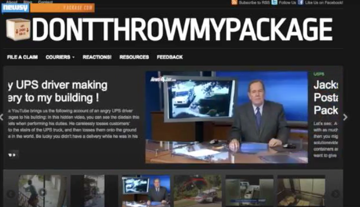 Package was featured on aol com via newsy a multi source video news