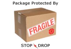 Stop Drop – Shipping Mishandling Sensors