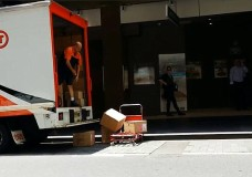 TNT Delivery Breaking News: Pre-Christmas Packages Thrown Into Street in Sydney Australia