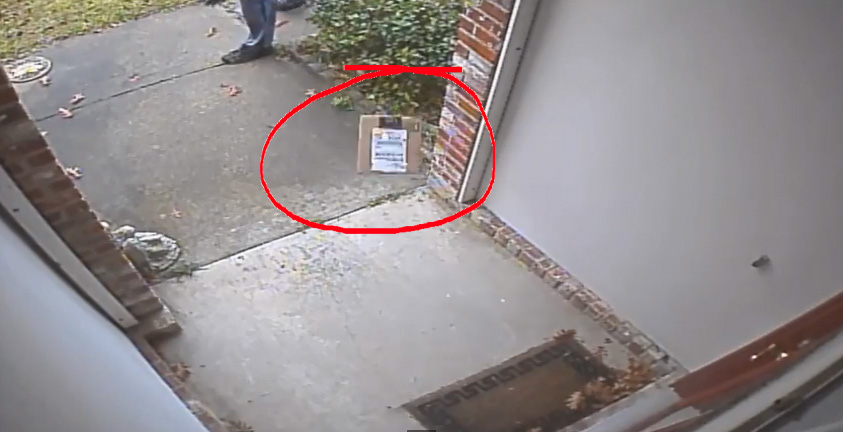 Caught USPS Carrier Throws a Package at Door (2 cameras) & Don\u0027t Throw My Package | Package throwing videos: UPS FedEx USPS ...